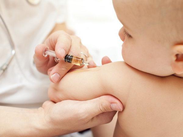 Что будет если намочить прививку акдс