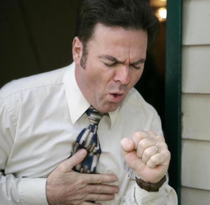 бронхит виды симптомы лечение