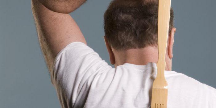 почему чешется спина у пожилых