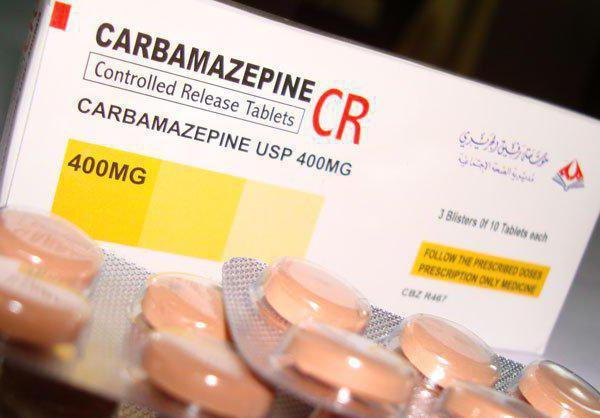 таблетки карбамазепин показания