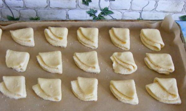 cottage cheese shortbread recipe
