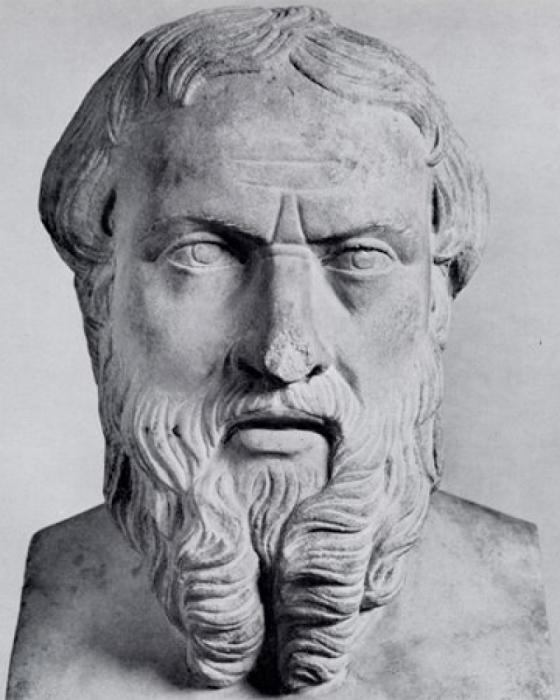 geographical discoveries of Herodotus
