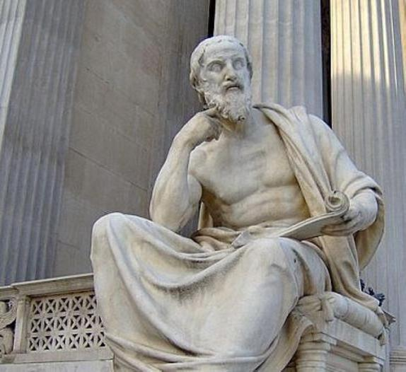 Herodotus what a geographical discovery