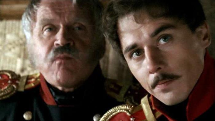 Lermontov's novel hero of our time