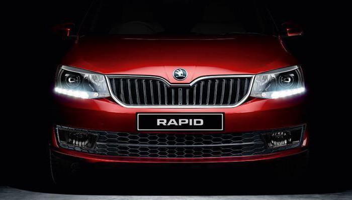 Автомобиль Skoda Rapid: отзывы владельцев, технические характеристики, достоинства и недостатки