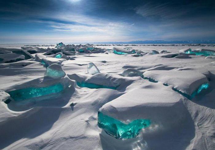 Какая река вытекает из Байкала