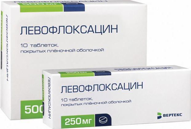 """Антибиотик """"Левофлоксацин"""": отзывы и аналоги"""