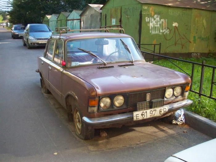 Fiat 125 specifications