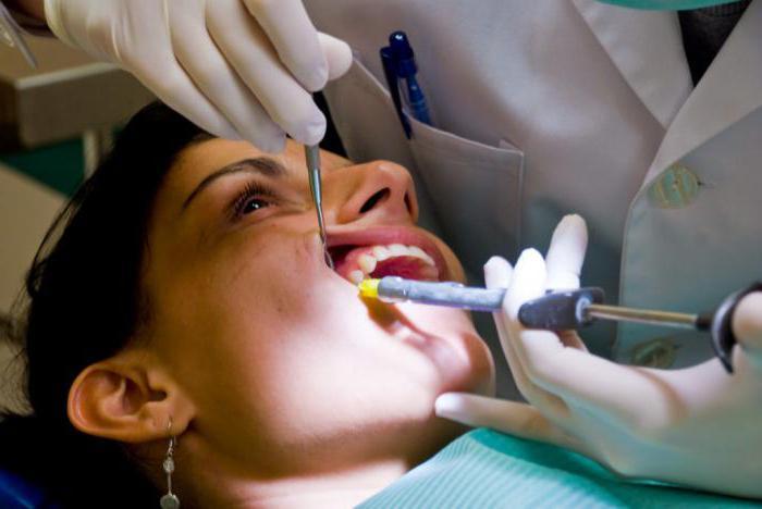 виды проводниковой анестезии в стоматологии