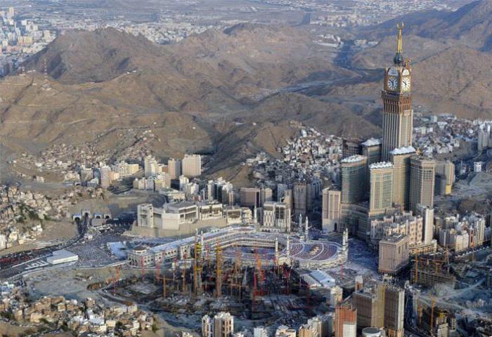 forbidden mosque al haram
