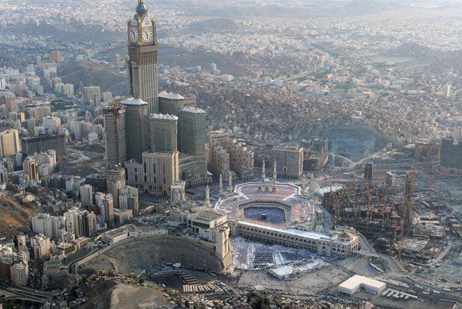mosque al haram mecca