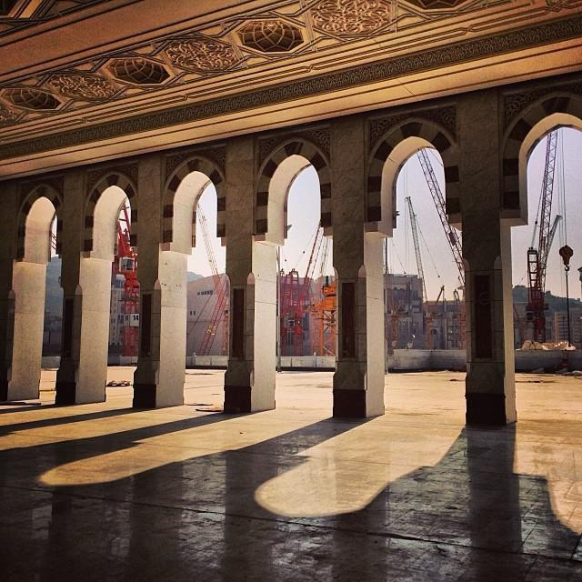 mosque al haram saudi arabia