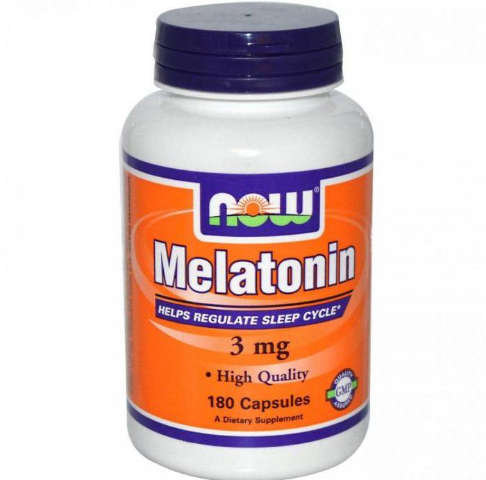 Мелатекс лекарство от бессонницы — Бессонница