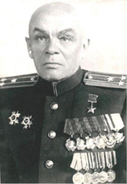 Soviet intelligence officer
