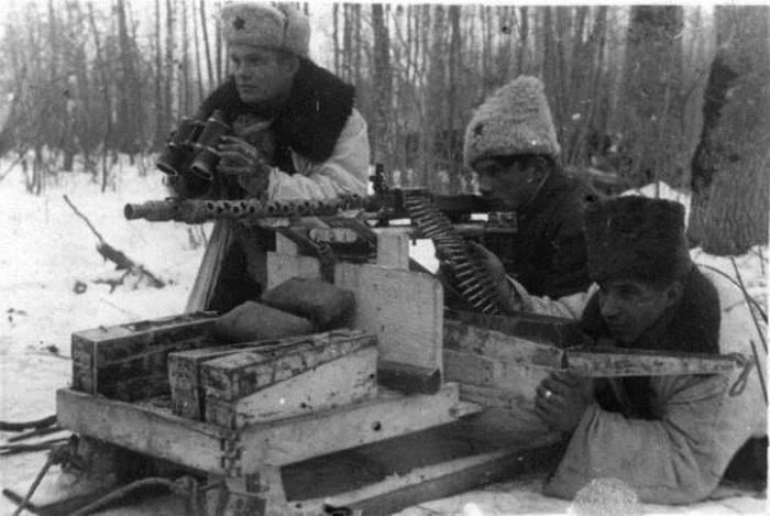 scouts heroes of the Soviet Union