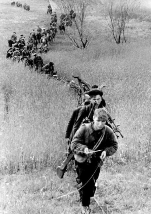 Soviet films about scouts