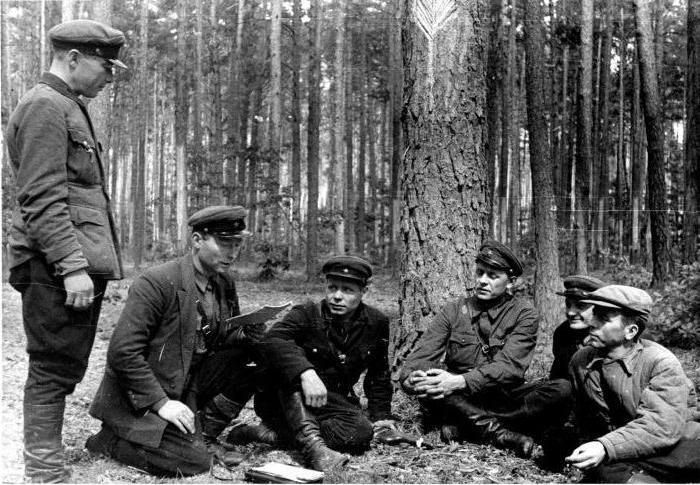 Soviet Union scouts