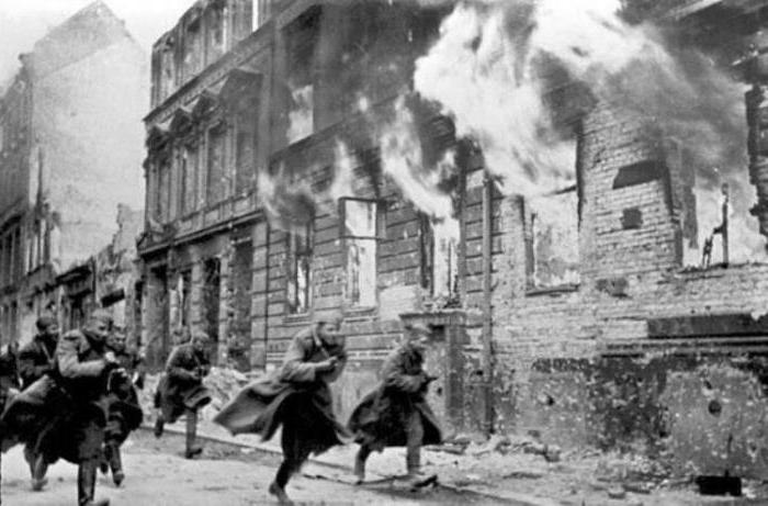 Soviet scouts saboteurs