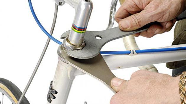 как поднять руль на велосипеде стелс