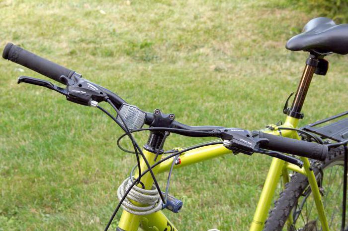 как поднять руль на горном велосипеде