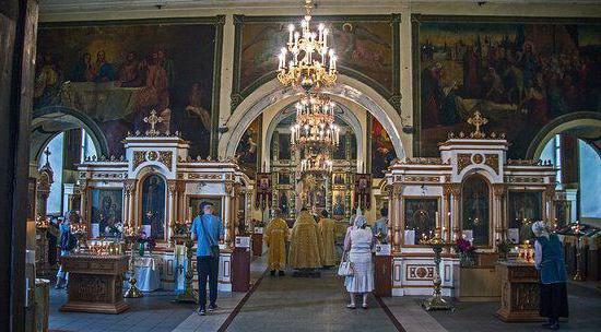 Description Resurrection Cathedral Cherepovets