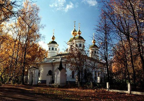 Resurrection Cathedral Cherepovets pilgrim trips
