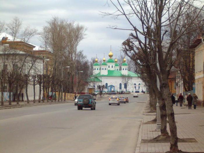 Resurrection Cathedral Cherepovets address