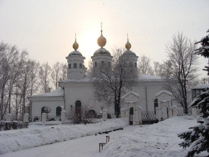 Resurrection Cathedral Cherepovets history