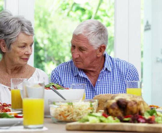 Scandinavian diet as a healthy diet