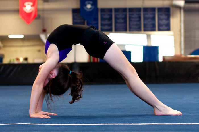 гимнастики на мостике фото - 6