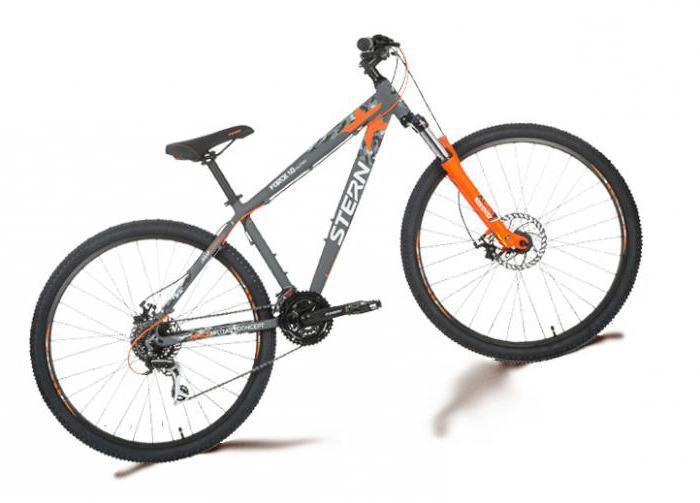 велосипед stern dynamic
