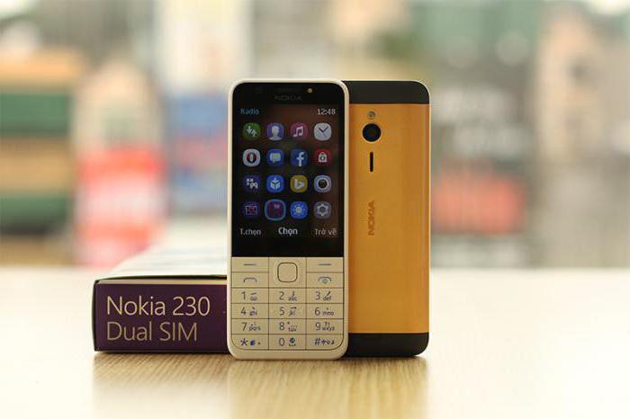 """Телефон """"Нокиа 230"""": технические характеристики, отзывы"""