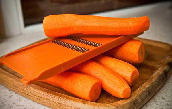 Хе из курицы с морковью - рецепт пошаговый с фото