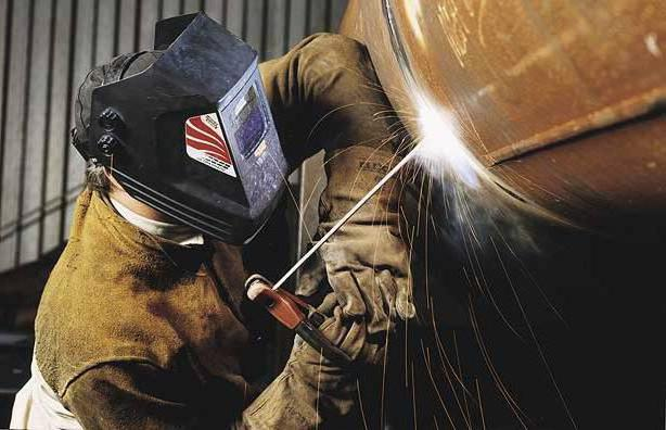 types of welding electrodes