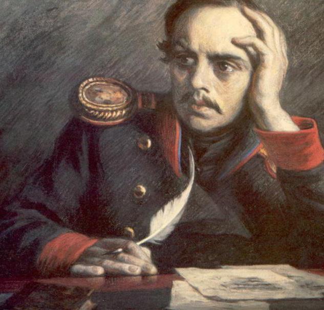 Lermontov mtsyri analysis