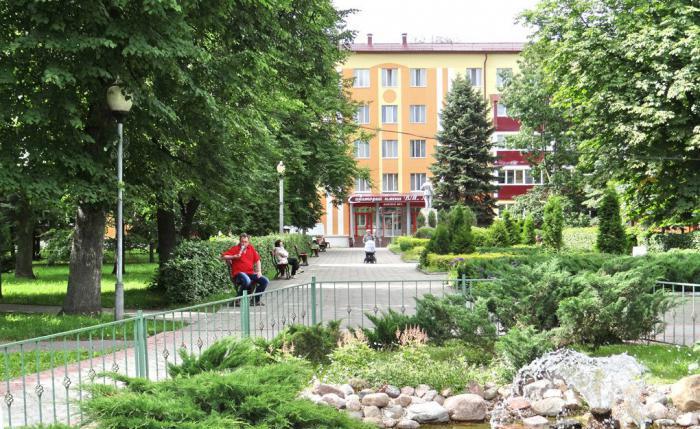 sanatorium them Lenin Bobruisk