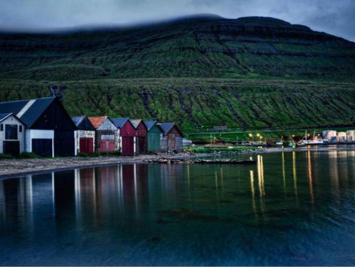 capital of the Faroe Islands