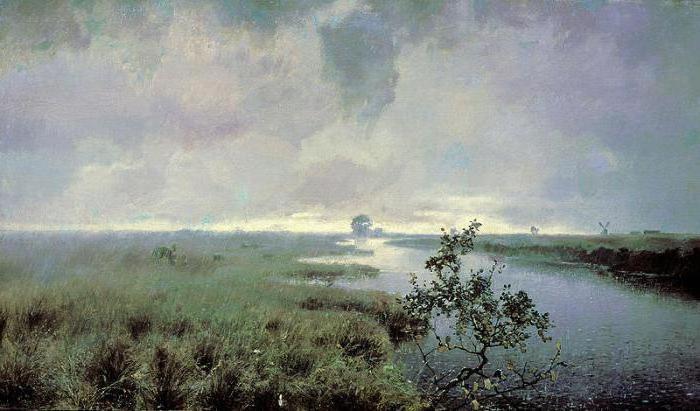 analysis of Tyutchev's poem and spring thunderstorm