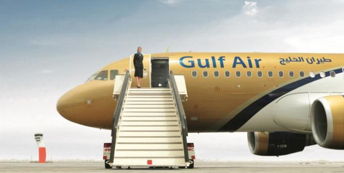 The flagship airline of the kingdom of Bahrain