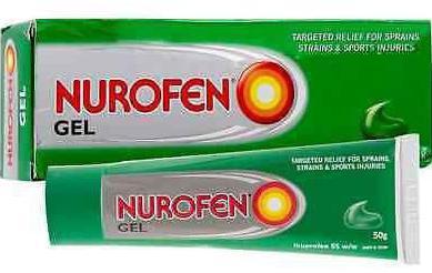 нурофен гель инструкция по применению