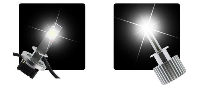 xenon headlamp marking