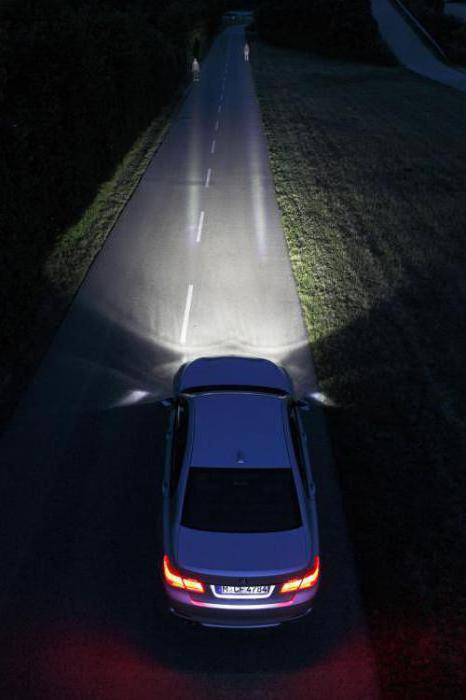 xenon headlights for VAZ