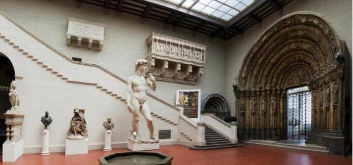 art museums of the world of Russia