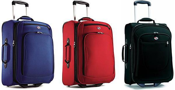 Suitcase American Tourister Bon Air reviews