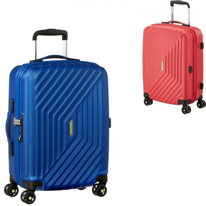 Suitcase 4 wheeled American Tourister reviews