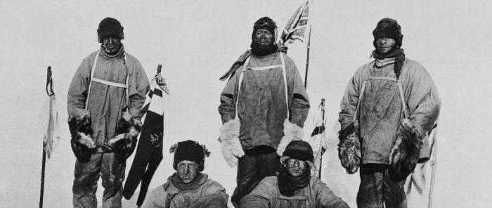 rual amundsen what he discovered