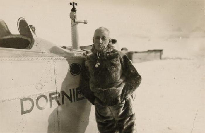 Rual Amundsen biography