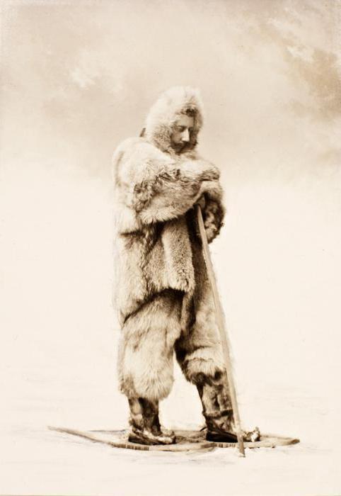 traveler rual amundsen