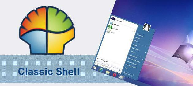 classic shell what is this program