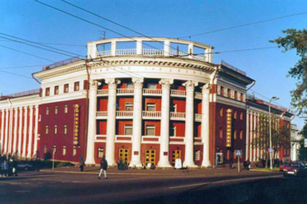 Hotel Karelia Petrozavodsk address